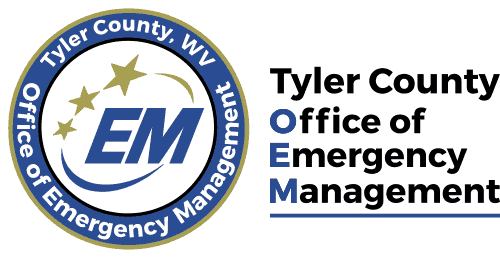 Tyler County OEM Logo W Text